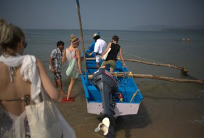 Goa Boat