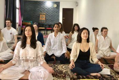 Group meditaiton
