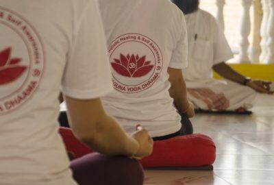 Yoga tecaher training in Goa